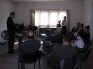 LEADER pályázati lehetőségeket ismertető találkozó - Barót - 2013 október 31.