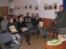 LEADER pályázati lehetőségeket ismertető találkozó -  Nagybacon - 2014 április 10.