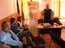 Acțiune de promovare - Brăduț - 24 octombrie 2013.