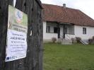 Acțiune de promovare - comuna Bățani, sat Bățanii Mici - 17 octombrie 2013.