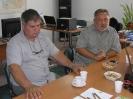 Nemzetközi együttműködési megállapodás a Békés megyei (HU) Körösök Völgye Vidékfejlesztési Egyesülettel - Barót - 2013 július 10-12.
