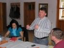 Képzésen vettek részt az Alutus Egyesület alkalmazottai - Homorodfürdő 2013 március 11-14.